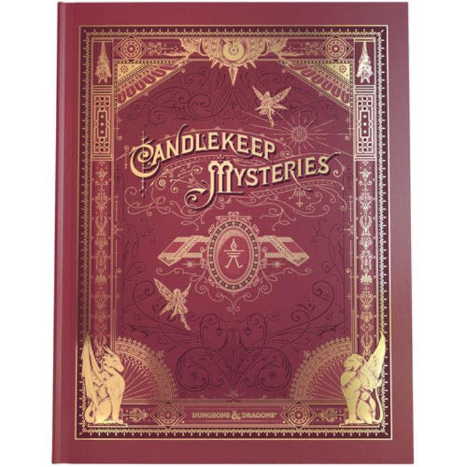 D&D: Candlekeep Mysteries - Alt Cover