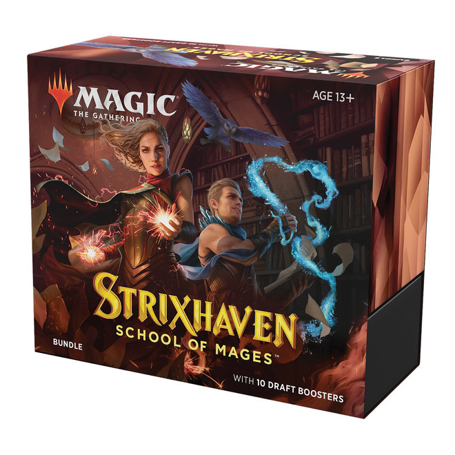 MtG: Strixhaven Bundle
