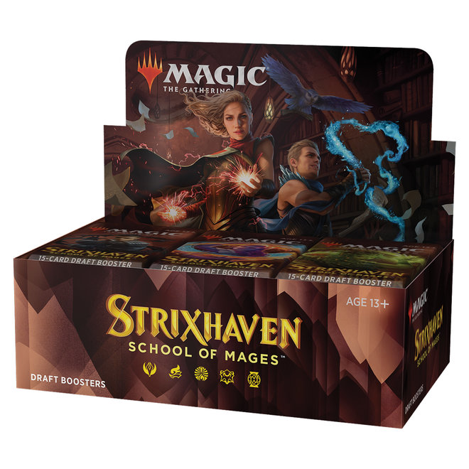 MtG: Strixhaven Draft Booster Box