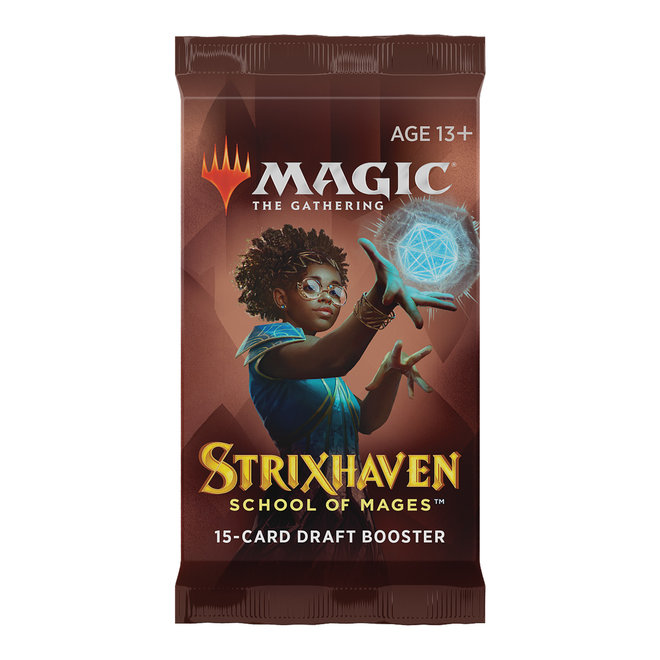 MtG: Strixhaven Draft Booster Pack
