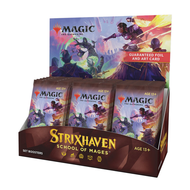 MtG: Strixhaven Set Booster Box