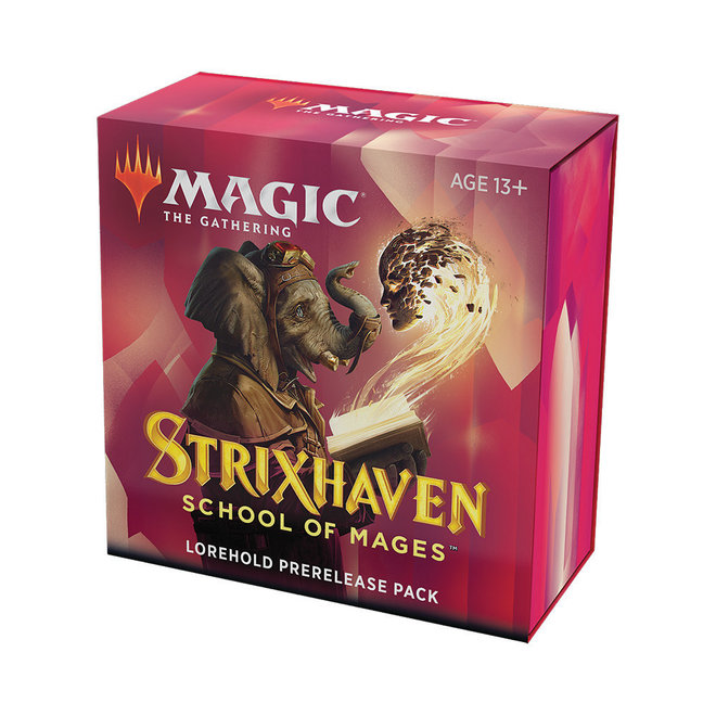 MtG: Strixhaven At-Home Prerelease - Lorehold