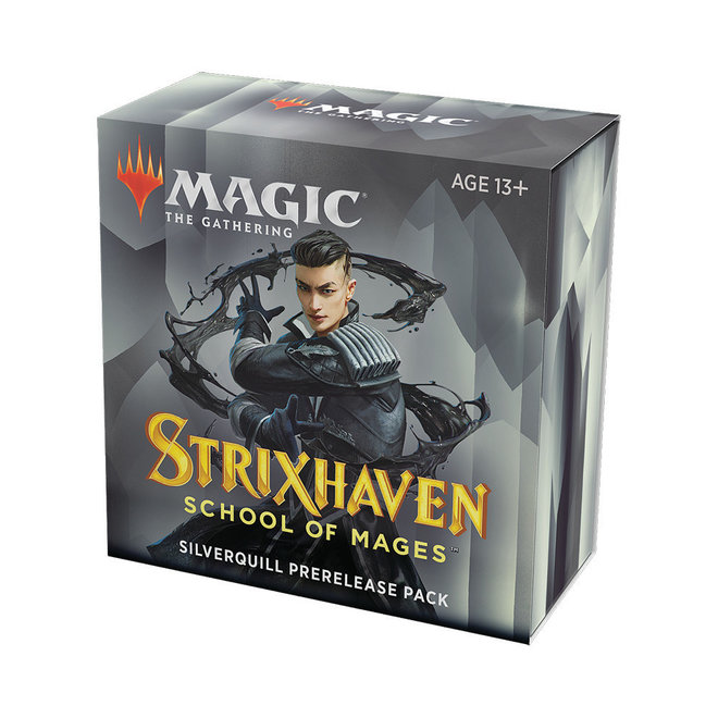 MtG: Strixhaven At-Home Prerelease - Silverquill