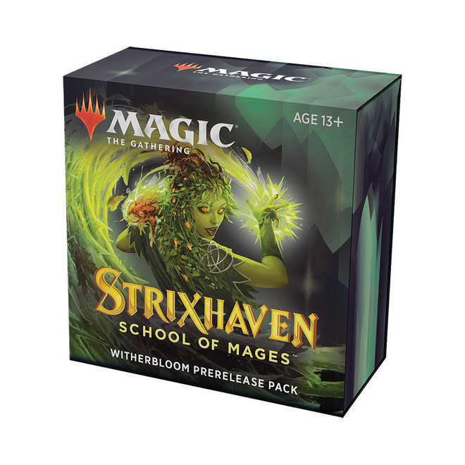 MtG: Strixhaven At-Home Prerelease - Witherbloom