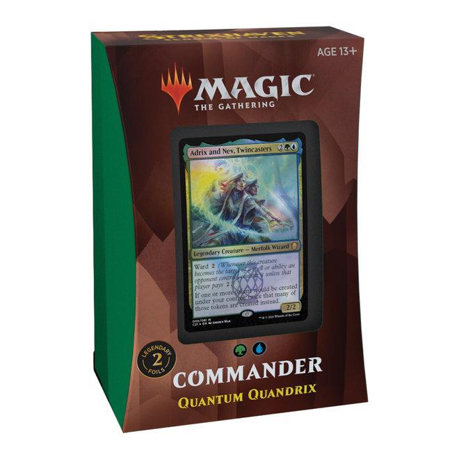 MtG: Strixhaven Commander Deck - Quantum Quandrix