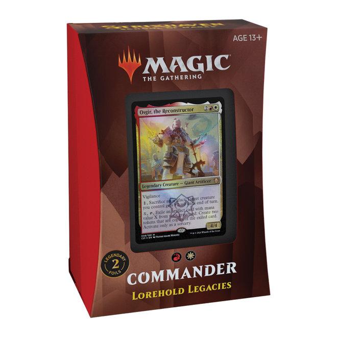 MtG: Strixhaven Commander Deck - Lorehold Legacies