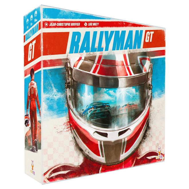 Rallyman: GT - Core Box