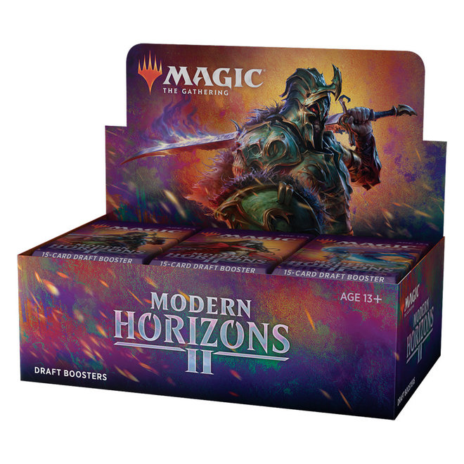 MtG: Modern Horizons 2 Draft Booster Box