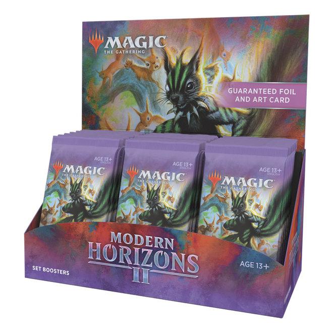 MtG: Modern Horizons 2  Set Booster Box