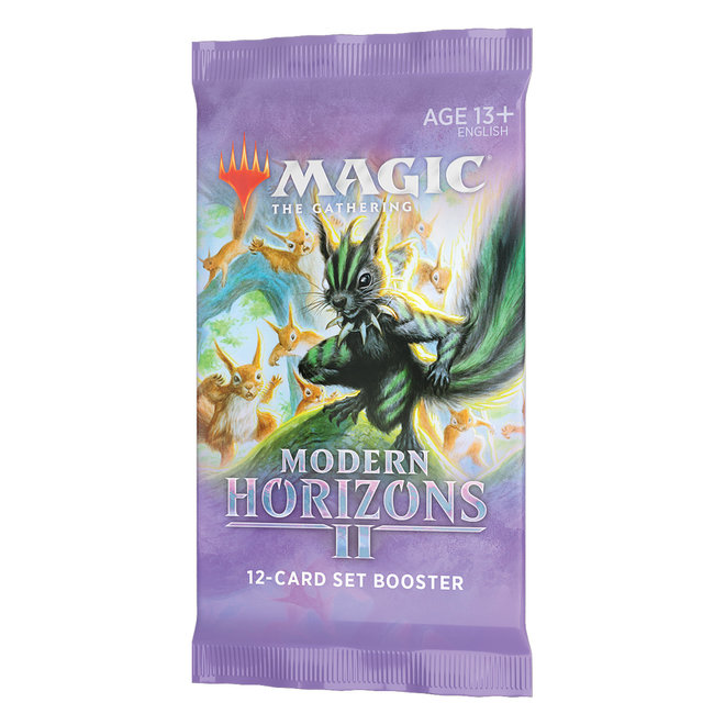 MtG: Modern Horizons 2  Set Booster Pack