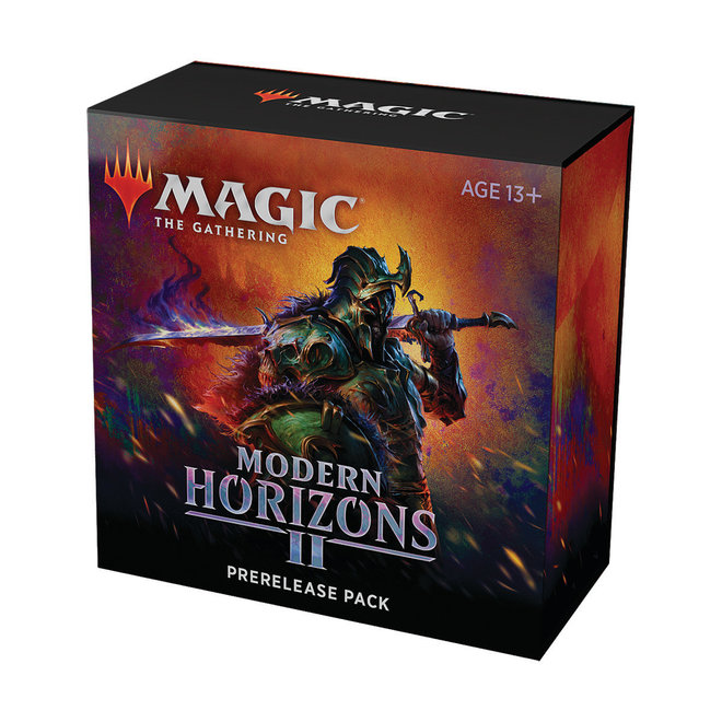 MtG: Modern Horizons 2 At-Home Prerelease