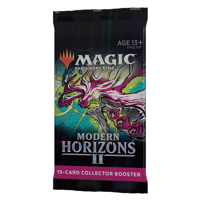 MtG: Modern Horizons 2 Collector Booster Pack