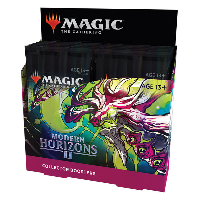 MtG: Modern Horizons 2 Collector Booster Box
