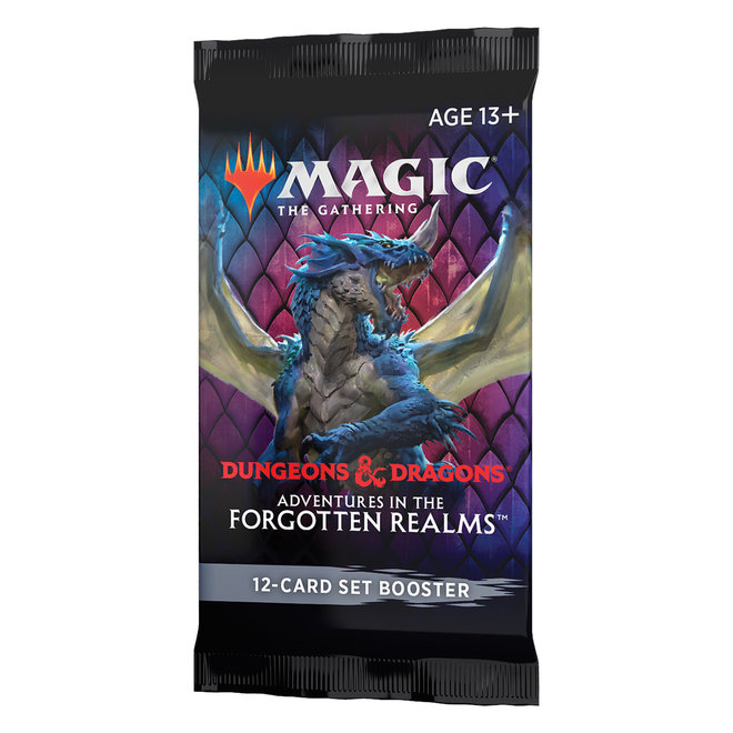 MtG: Adventures in the Forgotten Realms Set Booster Pack