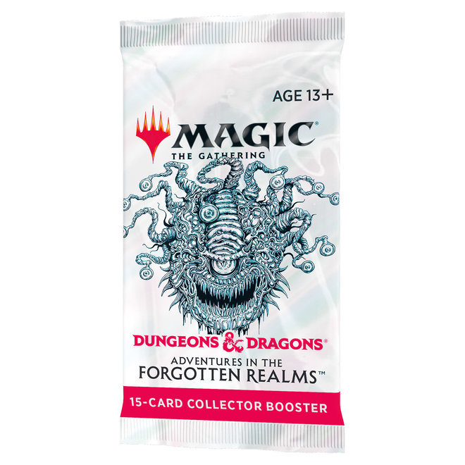 MtG: Adventures in the Forgotten Realms Collector Booster Pack