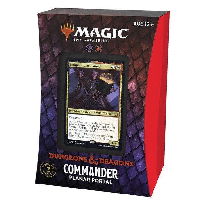 MtG: Adventures in the Forgotten Realms Commander - Planar Portal