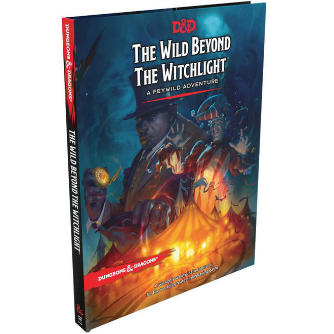 D&D: The Wild Beyond the Witchlight