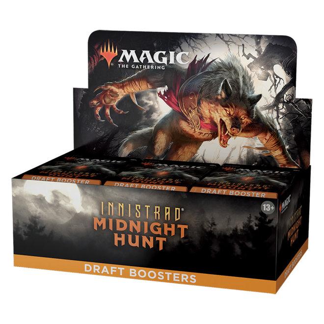 MtG: Innistrad: Midnight Hunt Draft Booster Box