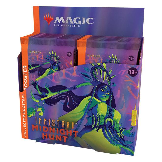 MtG: Innistrad: Midnight Hunt Collector Booster Box