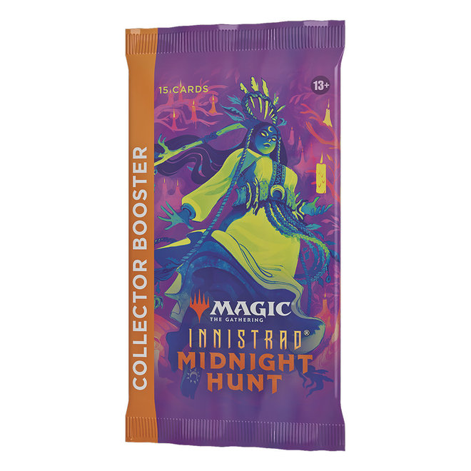 MtG: Innistrad: Midnight Hunt Collector Booster Pack