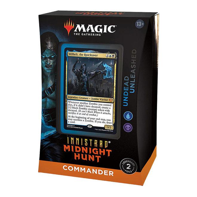 MtG: Innistrad: Midnight Hunt Commander - Undead Unleashed