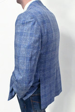 Ravazzolo Ravazzolo Blue Plaid Sport Coat