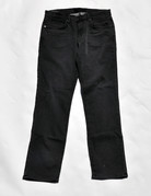J Brand J Brand Kane French Terry Jean in Black