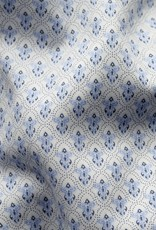 Eton Eton Contemporary Fit Blue Fancy Print