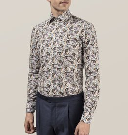 Eton Eton Contemporary Fit Dress Shirt Multi Paisley