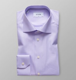 Eton Eton Contemporary  Fit Dress Shirt Herringbone Pattern
