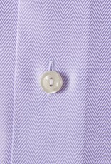 Eton Eton Contemporary  Fit Dress Shirt Herringbone