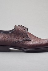 Scarpe di Bianco Scarpe di Bianco, SBP899 Pebble Grain Lace Up Shoe