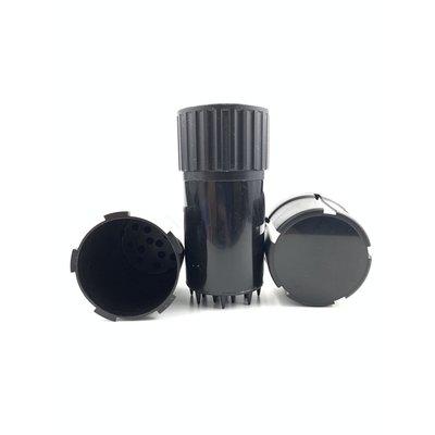 GRINDER MEDTAINER XL SMELL PROOF/pc - BLACK