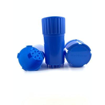 GRINDER MEDTAINER XL SMELL PROOF/pc - BLUE