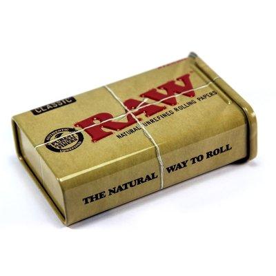 RAW RAW  TIN LARGE /PC