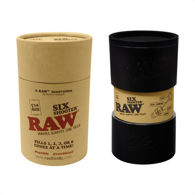 RAW RAW CONE - SIX SHOOTER CONE FILLER