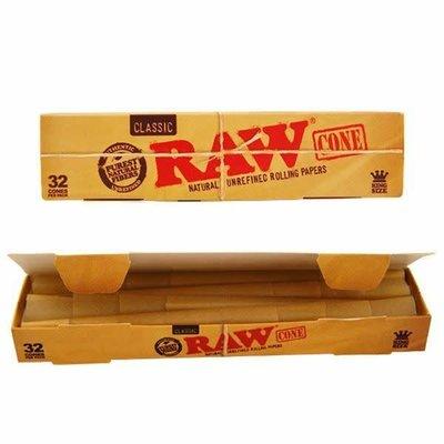 RAW RAW CLASSIC - 32 CONES/PK