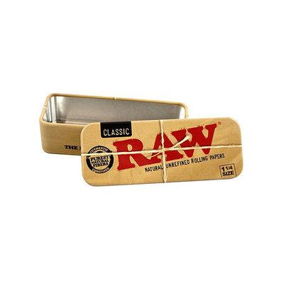 RAW RAW CLASSIC - 1 1/4 ROLL CADDY BOX