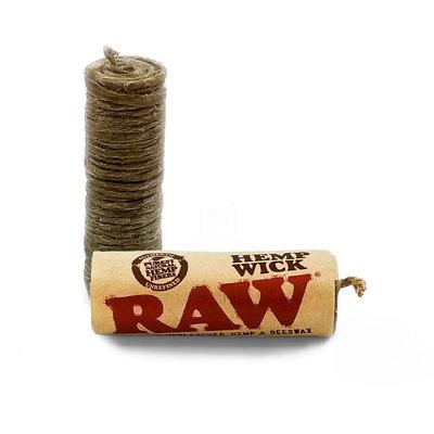 RAW RAW - HEMP WICK