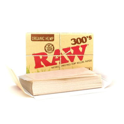 RAW RAW ORGANIC 300'S 1 1/4
