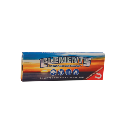 ELEMENTS ELEMENTS - ULTRA THIN RICE PAPERS 1 1/4