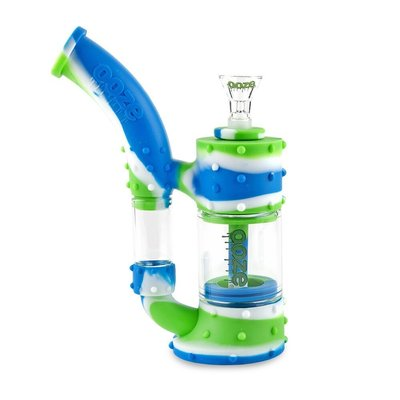 OOZE SILICON GLASS WATER PIPE