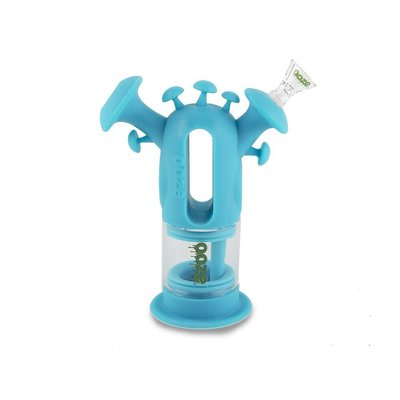 OOZE TRIP SILICONE GLASS WATER PIPE  -