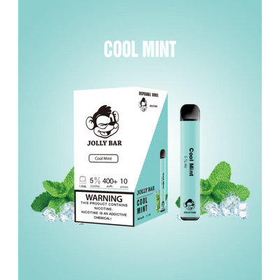 JOLLY BAR DISPOSABLE DEVICE 5% - COOL MINT