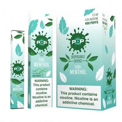 POP POP DISPOSABLE DEVICE 5.0% - COOL MENTHOL