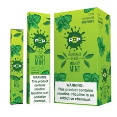 POP POP DISPOSABLE DEVICE 5.0% - MIGHTY MENTHOL