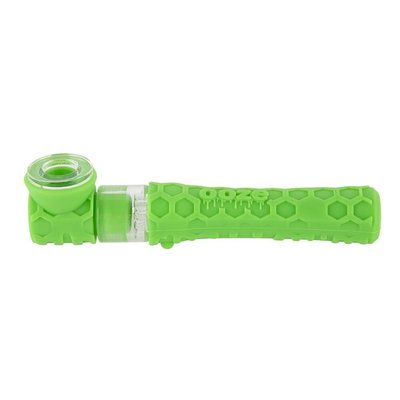 OOZE OOZE PIPER SILICONE PIPE & CHILLUM W/LANYARD -