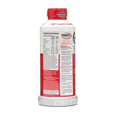 HERBAL CLEAN DETOX HERBAL CLEAN QCARBO32 MAXIMUM STRENGTH 32oz -