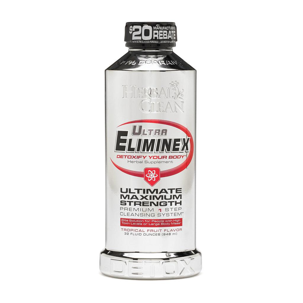 HERBAL CLEAN DETOX HERBAL CLEAN ULTRA ELIMINEX 32OZ - TROPICAL FRUIT FLAVOR
