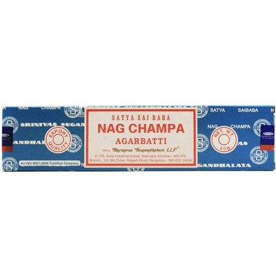 NAG CHAMPA INCENSE 1/pk -